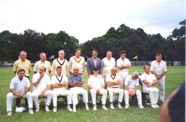 Visiting International Cricketers in Sarasota